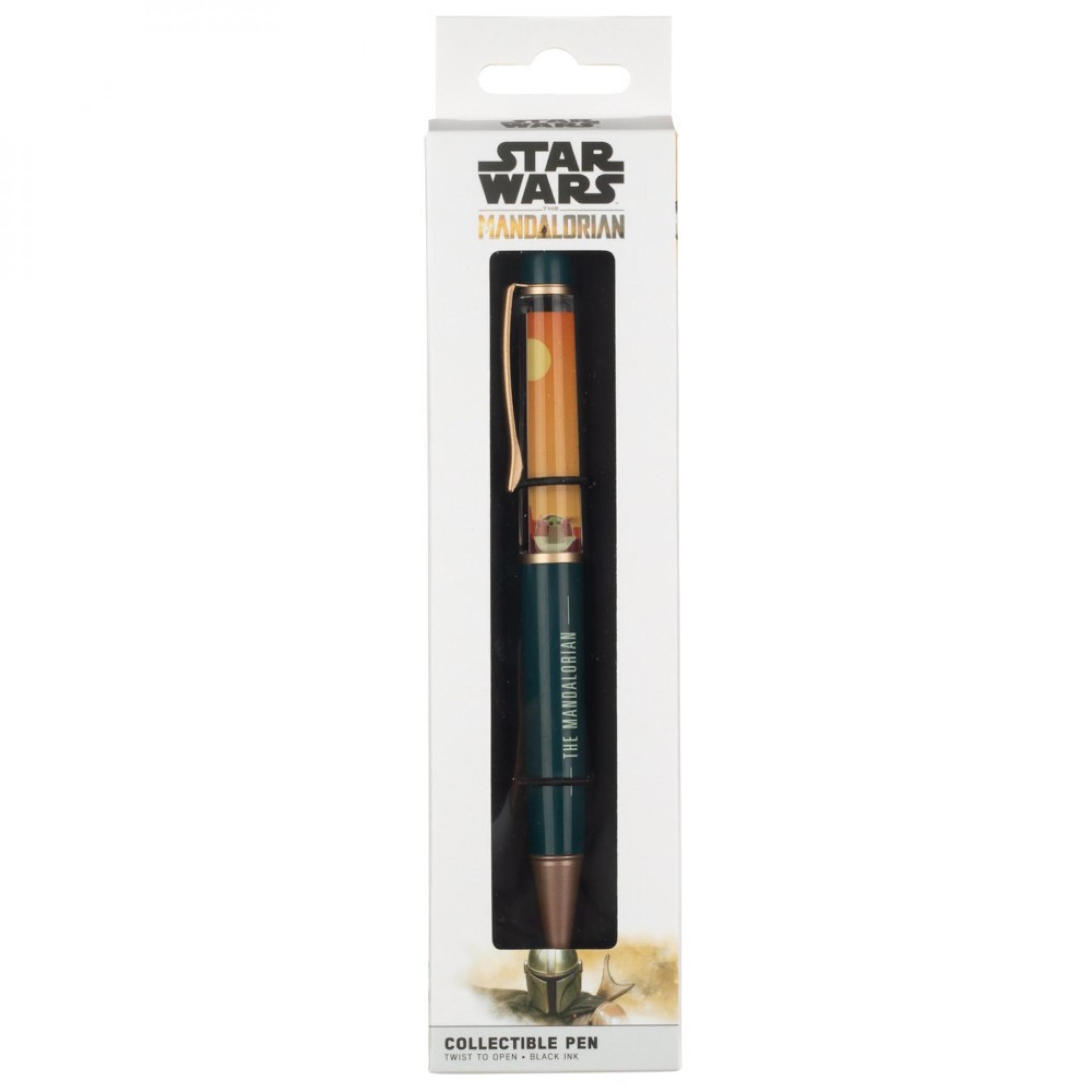 Star Wars The Mandalorian Floaty Pen